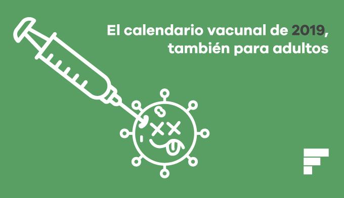 Calendario Vacunal Andalucia 2019.El Calendario Vacunal De 2019 Tambien Para Adultos