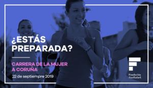 ¿Preparada para la Carrera de la Mujer de A Coruña?