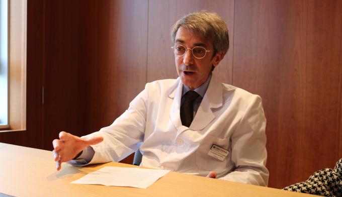 El Dr. Gonzalo Peña