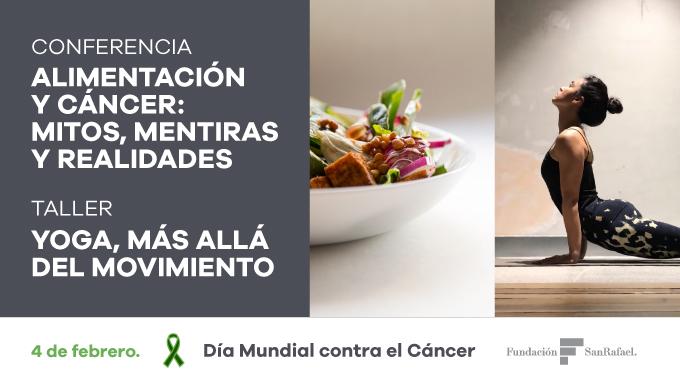 Alimentación y yoga, aliados contra el cáncer