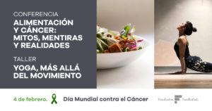 Actos del Día Mundial Contra el Cáncer en Fundación San Rafael