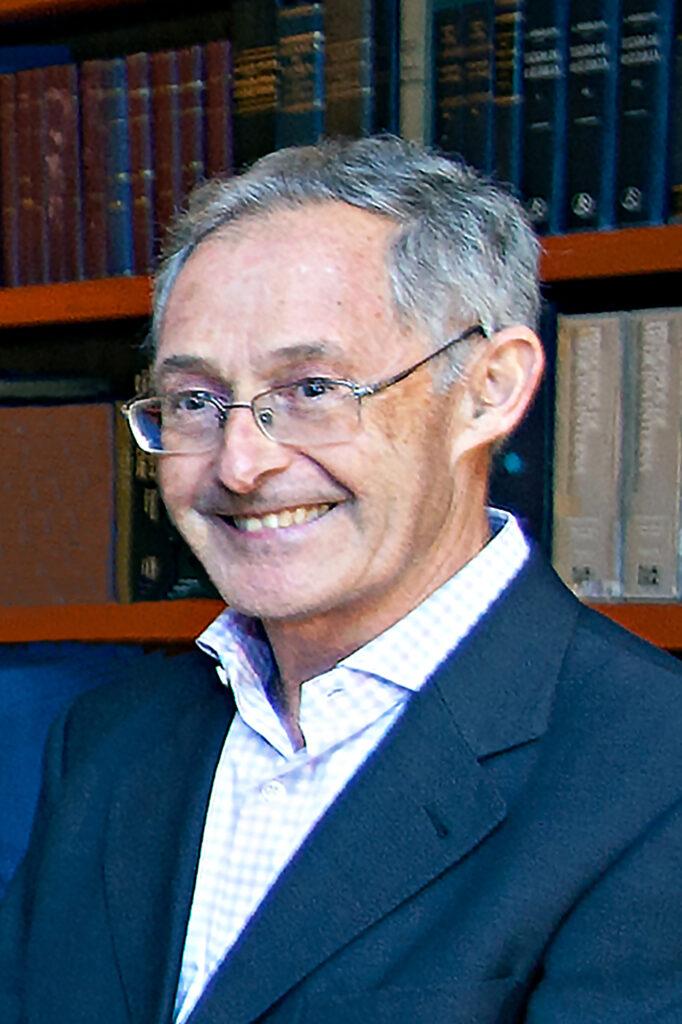 Angel Carracedo, patrono Fundación San Rafael