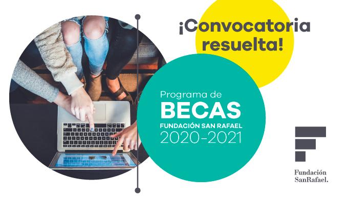 Resuelta la II convocatoria de Becas Fundación San Rafael