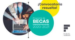 Beca Fundación San Rafael
