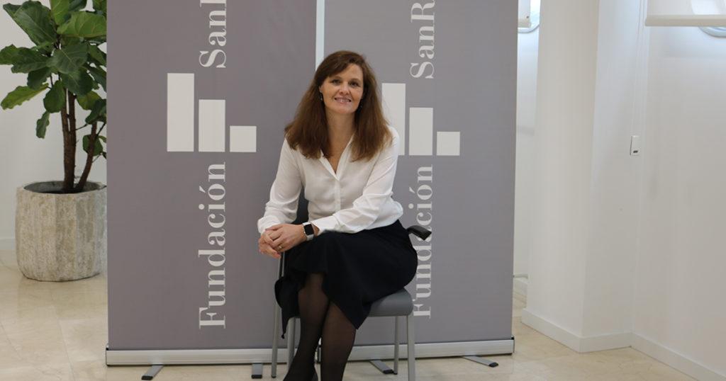 Angélica Figueroa, doctora en Biología Molecular.