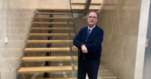 El director de la Cátedra Fundación San Rafael-UDC, Francisco Blanco García.