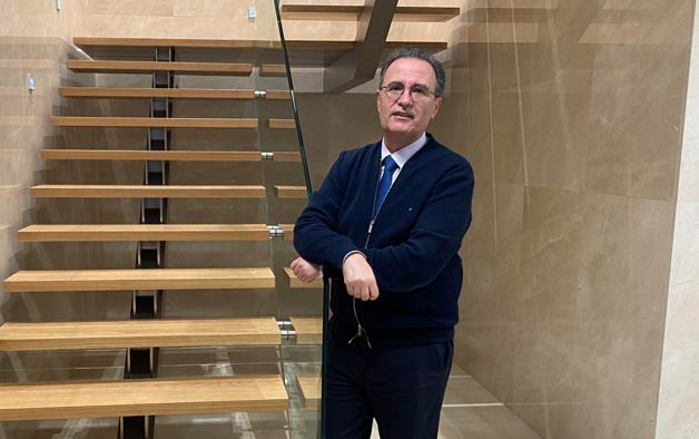 Dr. Francisco Blanco, director de la Cátedra Fundación San Rafael-UDC