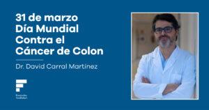 Día Mundial Contra el Cáncer de Colon.