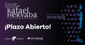 Premio Rafael Hervada. XXVVII edición